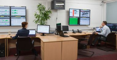 Security Dispatch Center