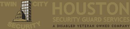 Houston Security Guard Services Logo