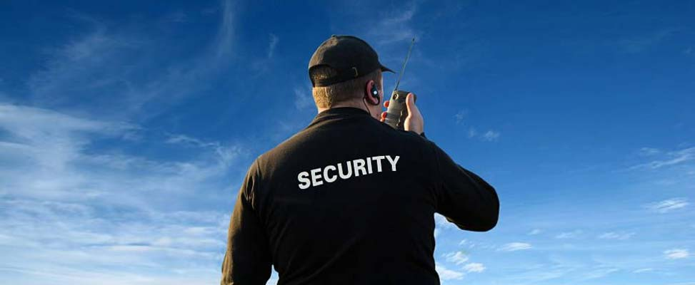 Security Services Guard