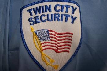 twin city security badge