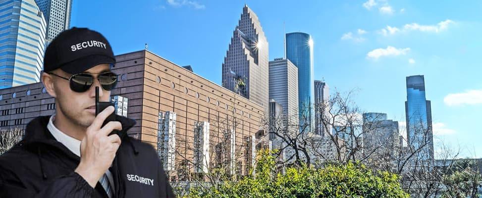 Unarmed Security Guard Houston